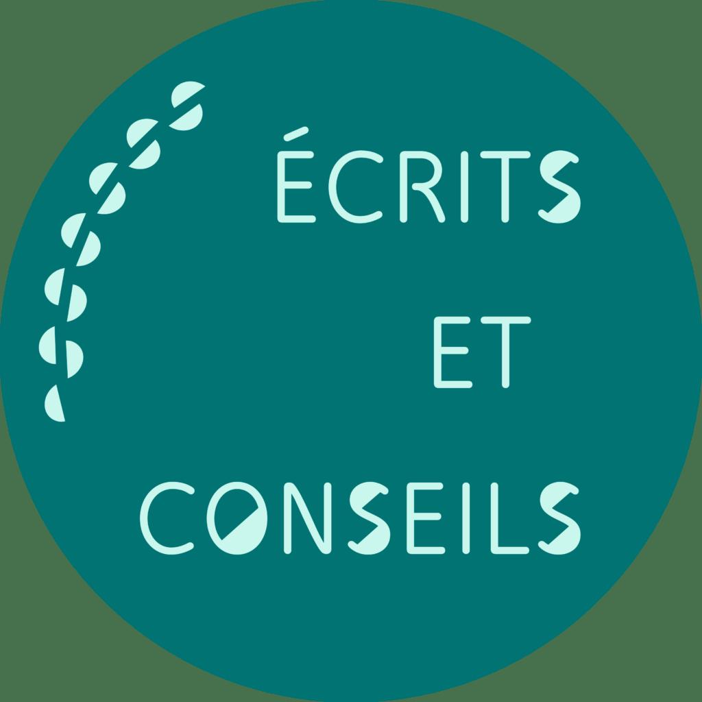 Logo Écrits et conseils